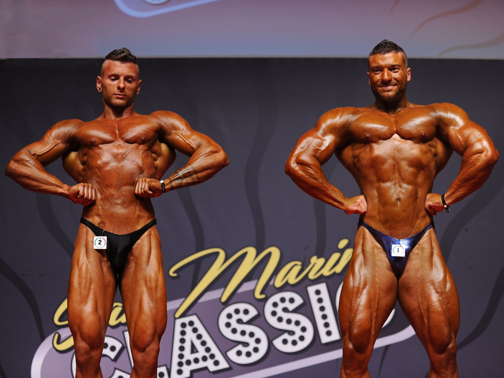 San Marino Classic 2013 - Categoria Bodybuilding Juniores