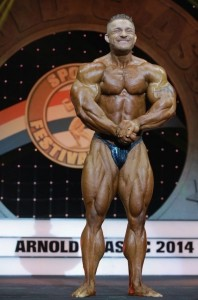 Flex Lewis all'Arnold Classic 212
